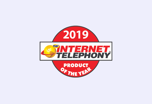 TMC Internet Telephony 2019 Product of the Year